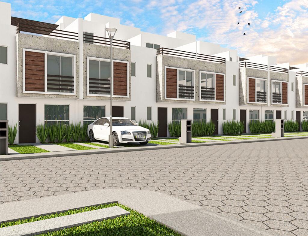 Brecasa Inicio Castello casas muevas en puebla desarrollador de vivienda